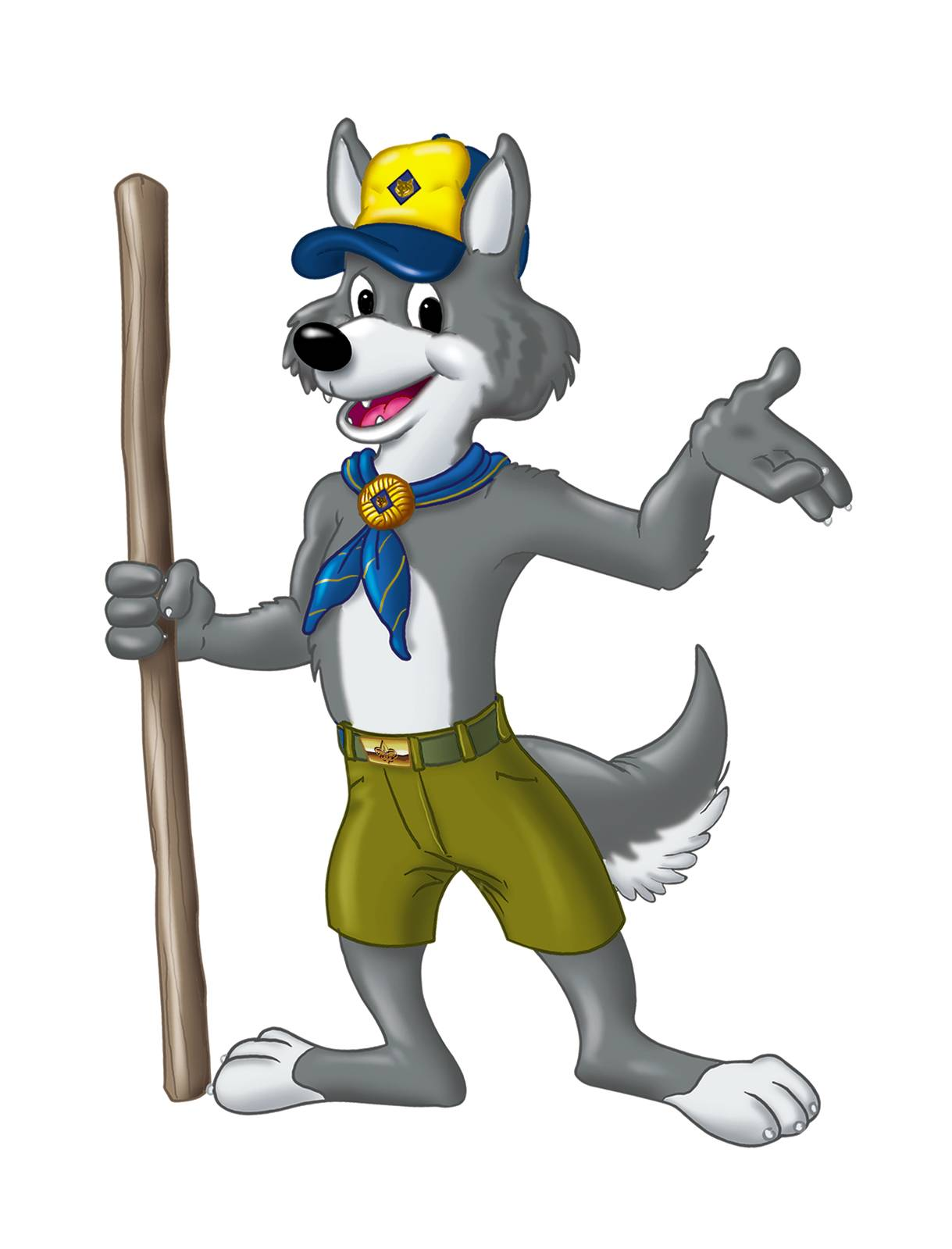 clip art for cub scout leaders scoutingbsa - HD 1219×1599